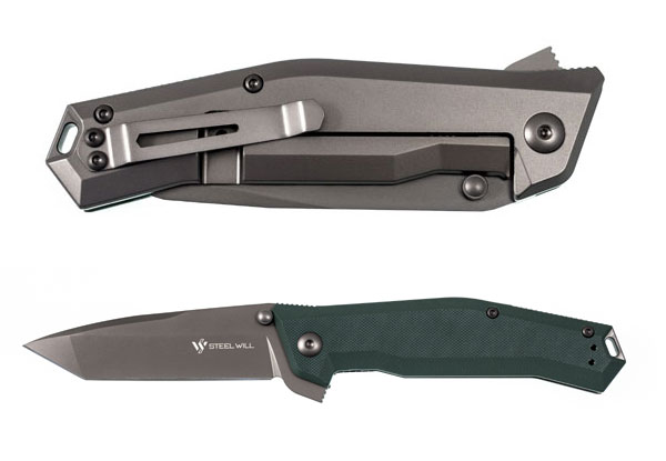 Steel Will Knives Intros the Apostate Tactical Knife