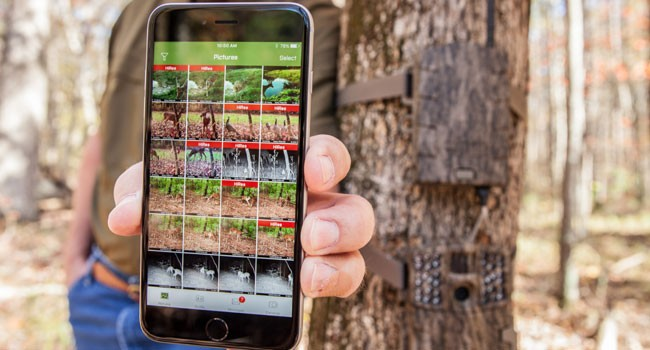 Moultrie Announces New Cellular Trail Camera System: Moultrie Mobile