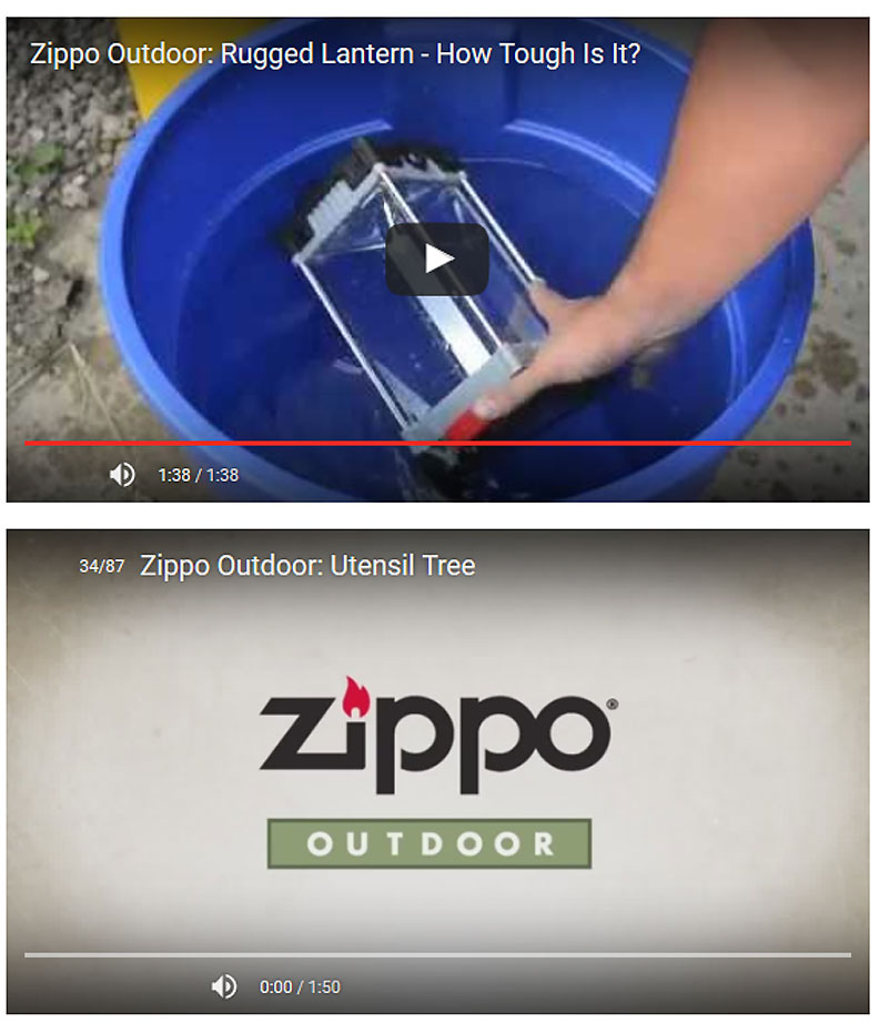 Gear Review: Rugged Lantern by Zippo