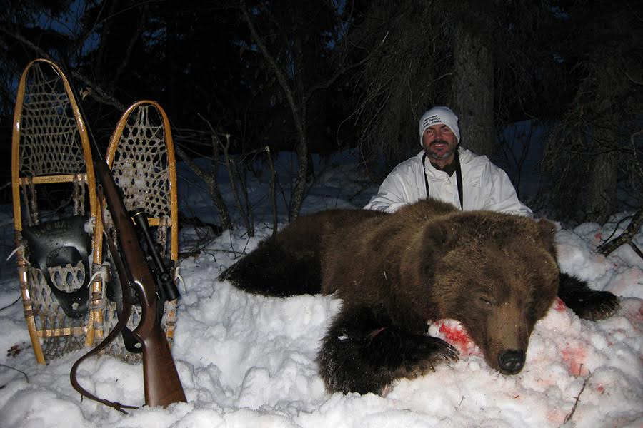 Last Minute Grizzly Hunt: Only 2 Spots Left