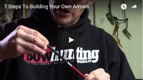 Make Your Own Arrows In 7 Steps