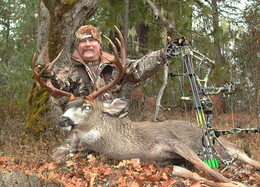The author with his 2014 blacktail