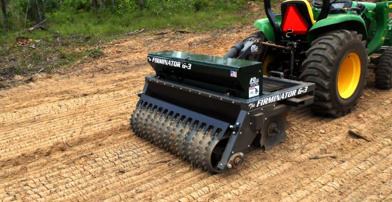 Put in Your Warm-Season Food Plots Now with The Firminator