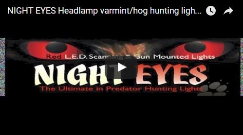 Night Eyes Headlamp
