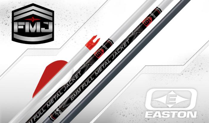 Easton Introduces 6MM – Full Metal Jacket Arrows