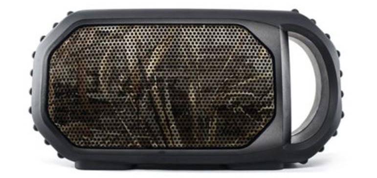 EcoStone: The Camo Bluetooth Speaker