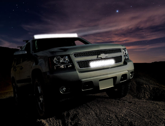Cyclops intros led bar lights get out of the dark bowhunting mozeypictures Gallery