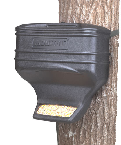 Moultrie Offers Easy to Use Feed Station