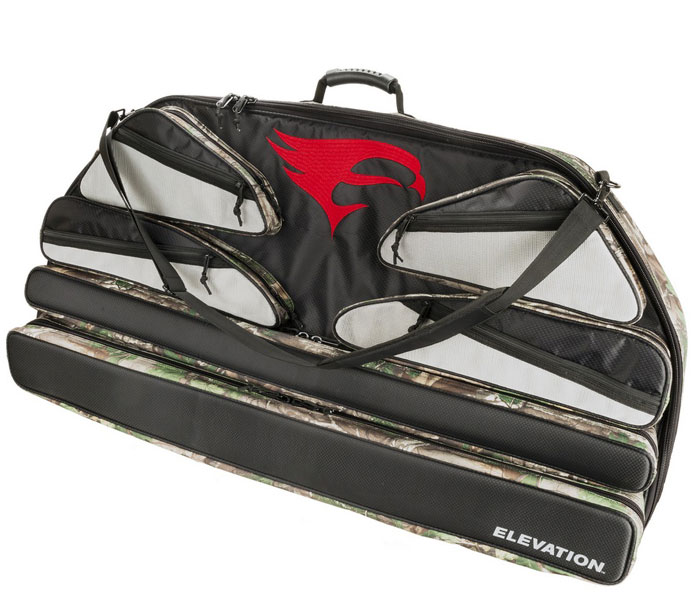 Altitude Bow Case with Realtree Xtra Green Details