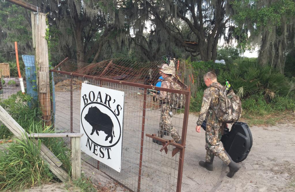 Boar's Nest