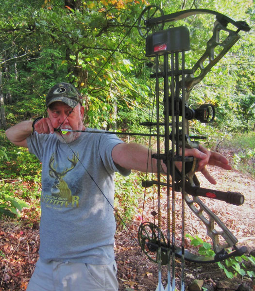 Practicing at varying yardages, with both known and unknown distance, builds confidence and is important bowhunting preparation. But getting as close as possible, remaining undetected, and taking a good shot is better than just lobbing arrows downrange.