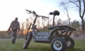 QuietKat: Off Road Lightweight Electric Vehicle