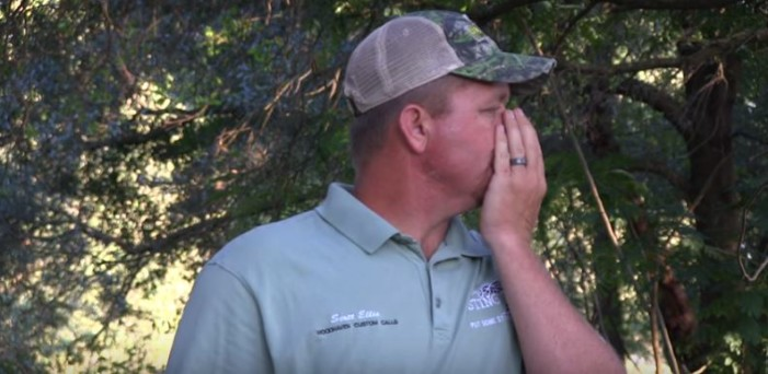 Turkey Calling Tip: How To Throw The Sound