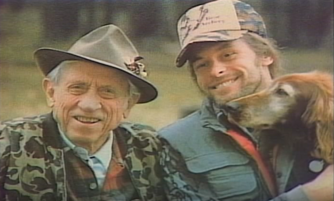Fred Bear And Ted Nugent