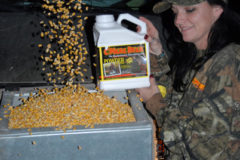 Early Scouting for Deer: Trail Cameras and Automatic Feeders