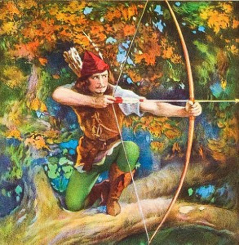 A Passion for Archery is Born