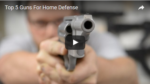 Top '5' Guns for Home Defense