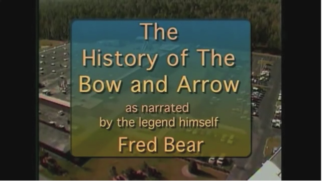 History of the Bow: Part 1: Fred Bear