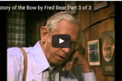 History of the Bow: Part 3 – Fred Bear