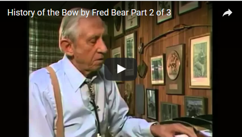 History of the Bow: Fred Bear Part 2