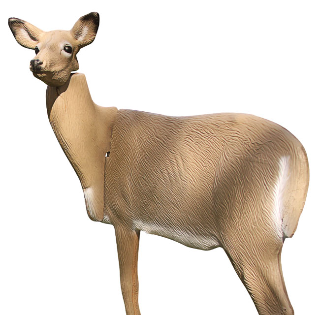 Rinehart Offers New Motion-Focused Whitetail Doe Decoy