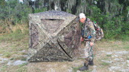 Field Test: Field & Stream Ultimate Ground Blind