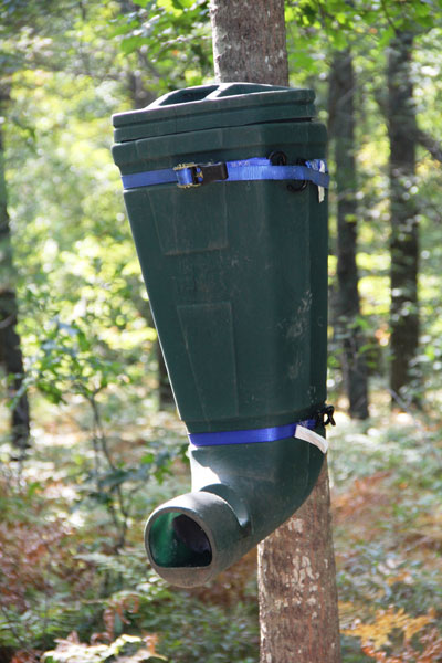 Gear Review: Redneck T-Post & Tree Gravity Feeder