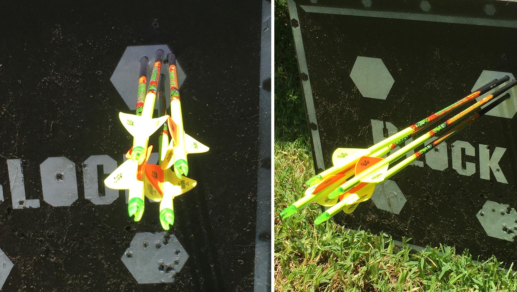 BEA-Arrows-Target