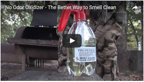 No Odor Oxidizer – The Better Way to Smell Clean