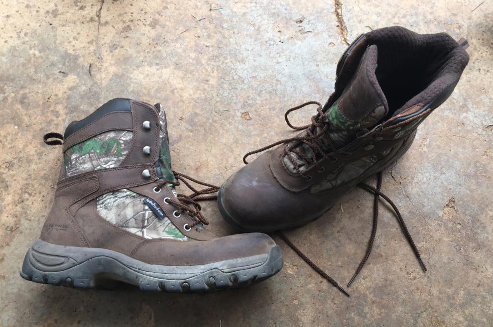 Field Test: Woodsman Waterproof Field Boots | Bowhunting Net