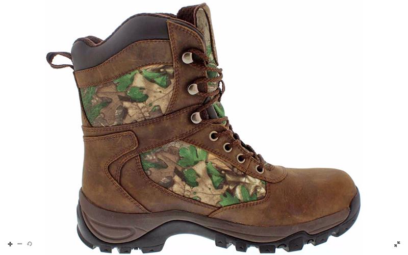 Field & Stream Woodsman Boots