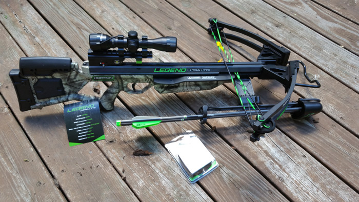 Gear Review: Horton Legend Ultra Lite Crossbow
