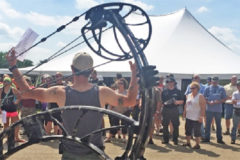 First P&Y Bowhunters Rendezvous – A Hit With All