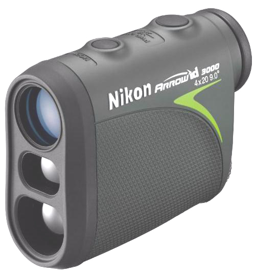 Nikon Intros Arrow ID 3000 Range Finder