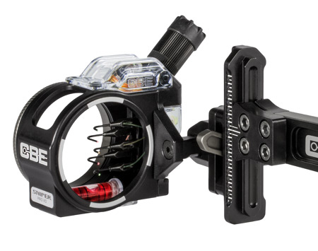 CBE Offers New Sniper Pro XD Bow Sight