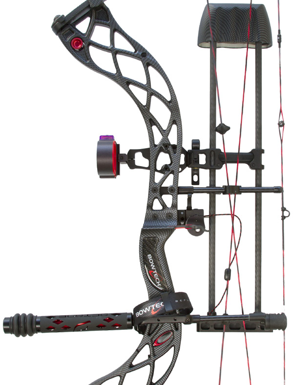 BowTech Intros Carbon Icon with Best of Class Accessories