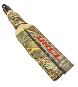 Duel Game Calls' New Pro Series Bugle in Realtree MAX-1