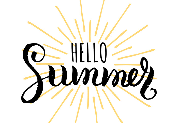 Stay Healthy And Have A Fabulous Summer!