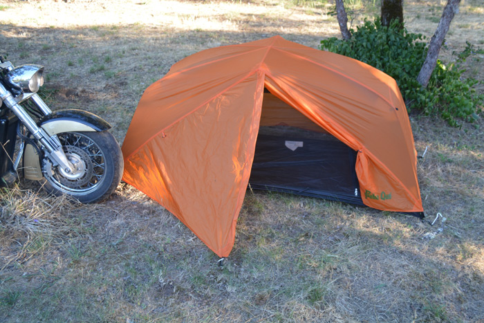 Gear Review: PahaQue Bear Creek Solo Tent