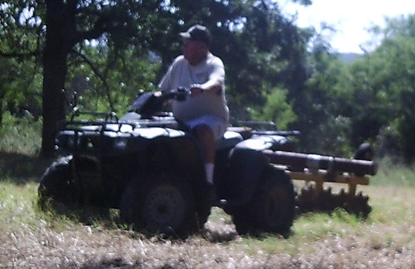 Food Plot No. 1 For 2016