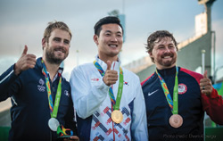 Easton Archers Sweep All Medals at RIO Olympic Games