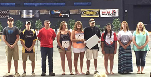 Scholastic 3-D Archery (S3DA) Awards Trey Spencer Memorial Scholarships