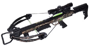 New From Carbon Express – X-Force Blade Crossbow