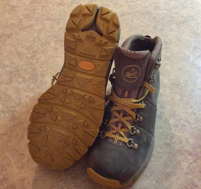 Gear Review: Danner Mountain 600 Hiking Boot | Bowhunting.Net