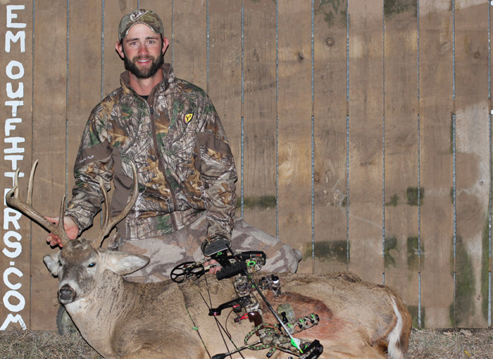 Macklin is a true believer in Still Steaming products and this double main beam buck proves it.