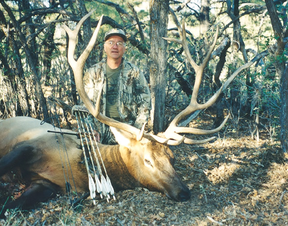 An Empty Quiver: Chapter 14. A Field Guide to Elk – Pt 3