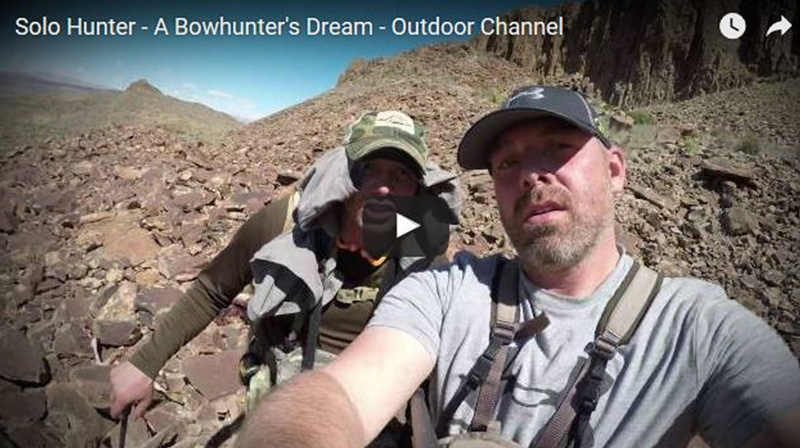 Solo Hunter – A Bowhunter's Dream Hunt