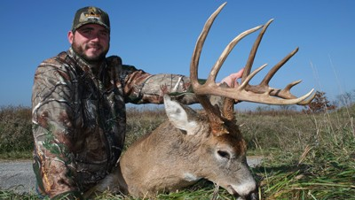 LAST MINUTE: Illinois Whitetail – ACT FAST!
