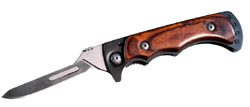 The Vixen Joins the Wiebe Knives Lineup