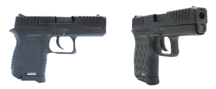 Diamondback Firearm's DB9 Micro-Compact 9MM